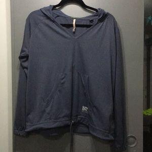 Workout lightweight jacket